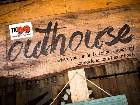 TK99 Outhouse